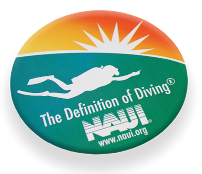 NAUI Logo Decal