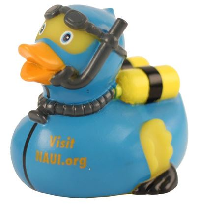 Picture of Scuba Diver Rubber Duck