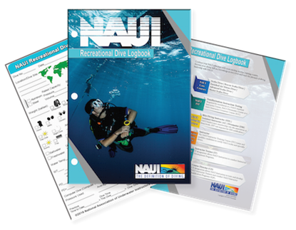 Recreational Scuba Diver Logbook
