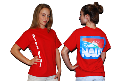 Dive NAUI T-Shirt