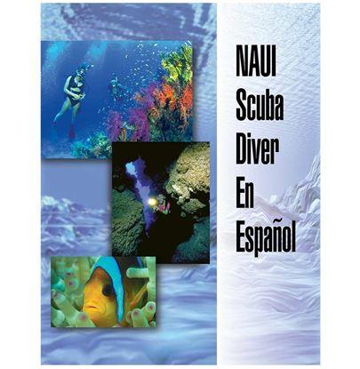 Scuba Diver Textbook - Spanish