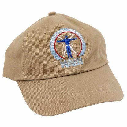Tech Logo Cap Khaki