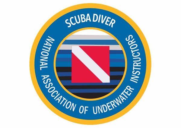 Picture of Decal, NAUI Scuba Diver