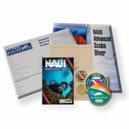 Picture of Advanced Scuba Diver: NAUI Academic Kit
