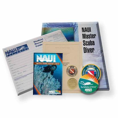 Picture of Master Scuba Diver: NAUI Academic Kit