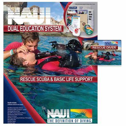 Picture of Rescue Scuba Diver & Basic Life Support (BLS): Premier NES