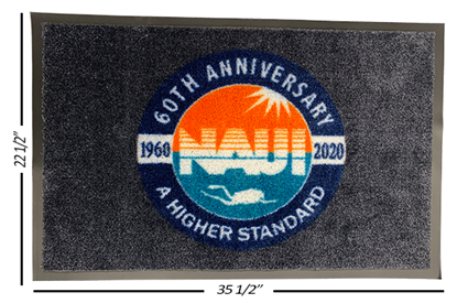 Picture of NAUI 60th Anniversary Mat