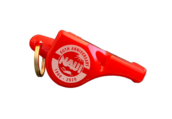 Picture of Fox 40 NAUI 60th Anniversary  Whistle