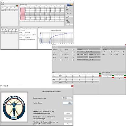 Picture of RGBM Digital Dive Planner