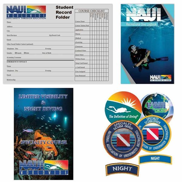 Picture of Night & Limited Visibility Diver: Premier NES -  All Star Liveaboard