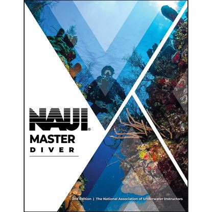 Picture of Master Diver Textbook